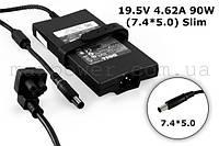 Блок питания для ноутбука Dell Slim 19.5V 4.62A 90w (7.4/5.0) PA-3E 1150 1420 1501 1520 1521 1526 1720 1721