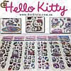 "Наклейки Hello Kitty - ""Kitty Set"" - 102 шт."