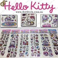 "Наклейки Hello Kitty - ""Kitty Set"" - 102 шт., фото 1"