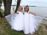 Нарядные платья для девочек прокат и пошив