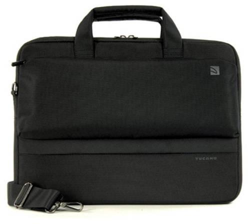 """Супертонкая сумка для ноутбука 13-14"""" Tucano Dritta (Black) BDR1314 черный"""