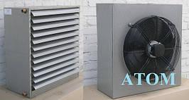 Тепловентилятор водяной Атом 10 кВт