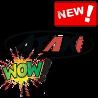 WOW Новинка! 100% сертифицированные мото шлемы ATAKI по цене Китая уже в продаже на Мотопрактик!