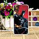 Эксклюзивный чехол бампер панель накладка для Huawei Y6 II с картинкой Поцелуи, фото 9