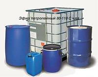 Эфир петролейный 80-110 С чда