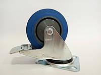 Колесо с синим резиновым протектором PR-серия Performa