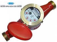 Счётчик GROSS MTW-UA Dn32, L=260мм, Qn=6,0 m3/ч многоструйный на горячую воду