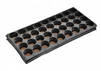Набор для выращивания рассады кассета 36 ячеек, поддон, 36 торф. таблеток (69-200) шт.