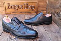 Стильные мужские туфли Borelli Код:008, 26,5 см. размер 41