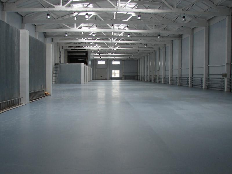 Промислові підлоги а