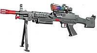 Детская снайперская винтовка стреляющая водяными шариками M06-1+