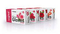 Перчатки нитриловые Begreat, розовые, 100шт./уп.