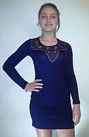 Вечернее женское платье с ажурной спинкой 2061 Dress code  Одесса
