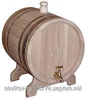 Жбан дубовый для напитков 60 литров