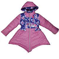 Куртка Ася детская зимняя для девочки