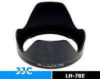 Бленда JJC LH-78E (Replaces Canon EW-78E), фото 1