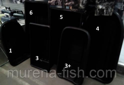 Санки рыболовные большие (Сани- волокуши для зимней рыбалки) №5 (110*64*25 см), фото 2