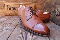Мужские  туфли броги Avelar 44 размеры, 29 см, Код: 004