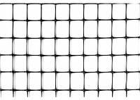 Сетка ограждающая полимерная 50 г/м2, ячейка 21х21, 1х200м VERANO (68-904) рулон.