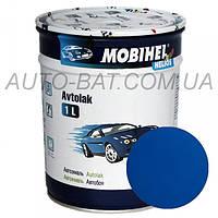 Автоэмаль однокомпонентная автокраска алкидная 403 Монте-карло Mobihel, 1 л