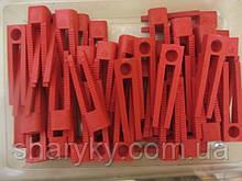 Система вирівнювання плитки (клин 100 шт.)