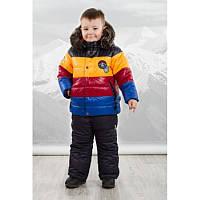 Комплект зимний для мальчика Goldy (25-ЗМ-16) Evolution