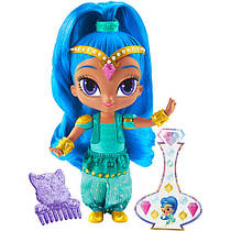 Кукла джин Шайн м/ф Шиммер и Шайн Фишер Прайс Fisher-Price Nickelodeon Shimmer and Shine