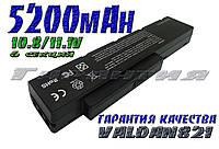 Аккумуляторная батарея FUJITSU-SIEMENS Amilo Li3710 Li3910 Pi3560 Li3560 Li3710 Pi3660 SQU-809-F01 SQU-809-F02