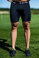 Бриджи для фитнеса Pro NERO