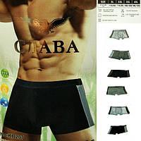 Мужские боксеры бамбуковые «СЛАВА» XL