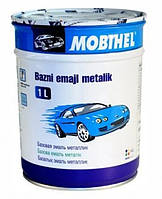 Базовая эмаль (металлик) ДЕФИЛЕ 150  MOBIHEL (1л)