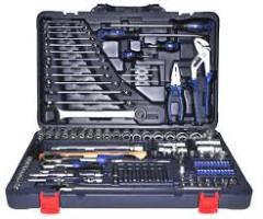 Наборы ключей и других инструментов