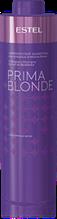 Сріблястий шампунь для холодних відтінків блонд ESTEL PRIMA BLONDE 1000мл