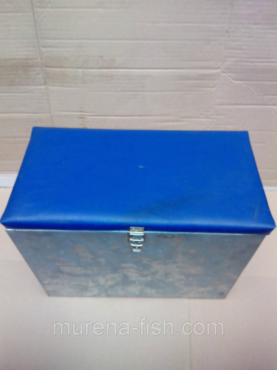 Ящик зимний Оцинкованный (д*ш*в 38*21*30 см)