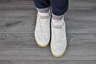 Кроссовки Adidas Spezia,белые  стильные, повседневные., фото 3
