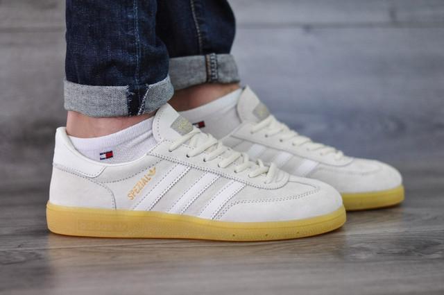 Adidas Spezia белые