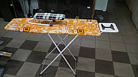 Гладильная доска с подставкой под рукав 300х1000мм