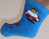 Носки детские Махровые 12р Санта