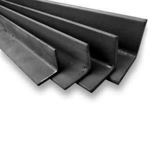 Куточок сталевий 75*5мм, гарячекатаний рівнополочний