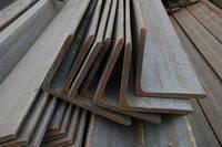 Куточок сталевий 75*5мм, гарячекатаний рівнополочний, фото 2