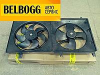 Вентилятор радиатора охлаждения в сборе Lifan X60, Лифан Х60, Ліфан Х60