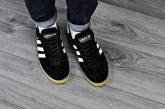 Кроссовки Adidas Spezia,черные  стильные, повседневные., фото 3