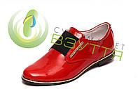 Туфли красные 38 размер