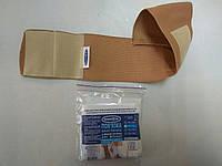 Повязка эластичная в форме восьмерки для фиксации голеностопного сустава, размер 2 / Белоснежка