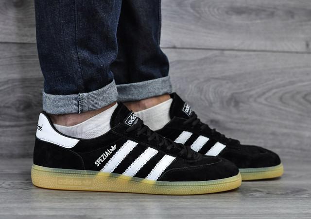 Adidas Spezia черные