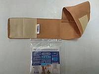 Повязка эластичная в форме восьмерки для фиксации голеностопного сустава, размер 3 / Белоснежка