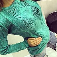 Женский зимний свитер Турция разные цвета