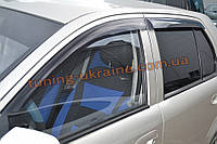 Дефлекторы окон (ветровики) COBRA-Tuning на FAW VITA Hatchback 2007+