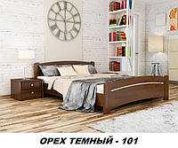 Кровать Венеция двуспальная Бук Щит 101 (Эстелла-ТМ)