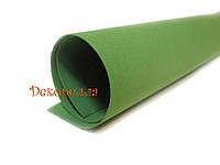 Фоамиран иранский (темно зеленый) 60*70см
